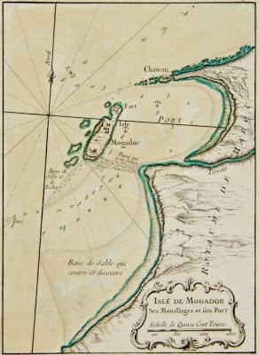 Africa, Morocco, Isle de Mogador, Bellin 1764.jpg
